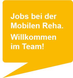 Willkommen im Team - Jobs bei der Mobilen Reha Bremen